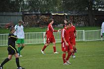 Sokol Nové Strašecí - SK Polaban Nymburk 3:2 (2:0), KP - podzim 2013