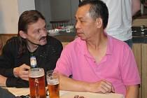 Novoroční šipkový turnaj v Krtech