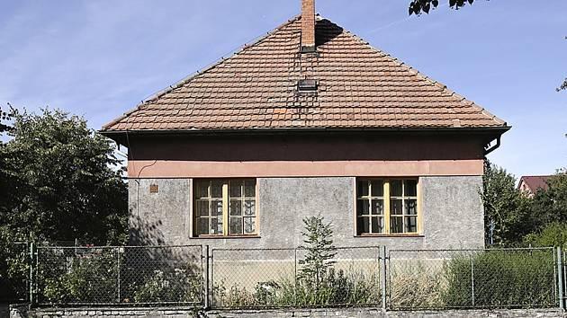 Pamětní síň Alice G. Masarykové před rekonstrukcí.
