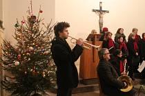 Adventní koncert v Husově sboru v Lužné