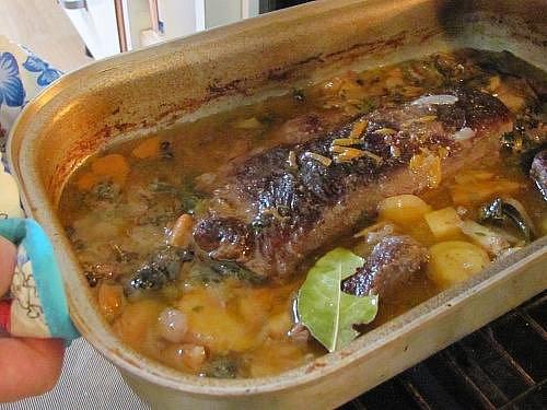 Vaření s Marií Konopáskovou