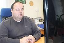 Martin Pinka, starosta Mutějovic