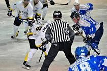 Rakovničtí hokejisté porazili Kralupy až v samostatných nájezdech
