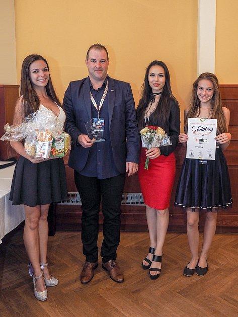 Druhé místo bylo pro všechny krásnou odměnou za předvedenou show siluzemi.