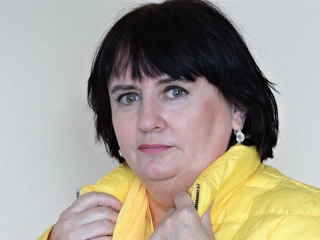 Jaroslava Pitařová.