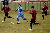 TJ Sparta Lužná - SK Rakovník B 0:1 (0:1), semifinále okresního poháru 2015