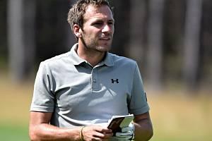 Šanovský profesionální golfista Jan Cafourek.