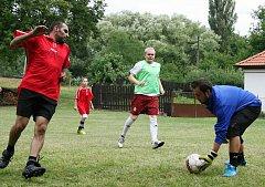 Všesulovský turnaj v malé kopané zvládla nejlépe Čistá, domácí tým skončil druhý.