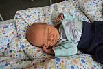 KAMIL LUTIŠAN, PETROVICE. Narodil se 2. listopadu 2018. Po porodu vážil 2,4 kg a měřil 46 cm. Rodiče jsou Veronika a Marek. Bratr Románek.