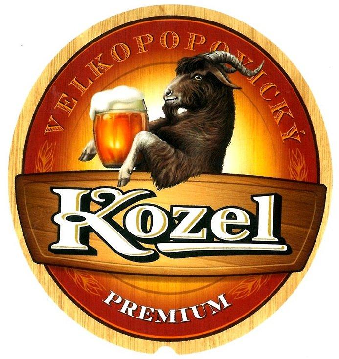 """Ti později narození již pamatují tuto etiketu, která zdobila lahvové pivo """"Premium"""" kolem roku 2010."""