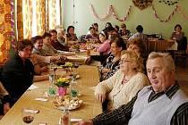 Oslava MDŽ v Kroučové