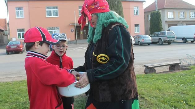 Čarodějnice v Chrášťanech