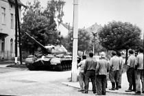Srpen 1968 v Jesenici