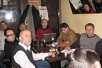 Třetí občanská kavárna v Rakovníku