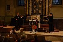 Koncert Andreas kvarteta
