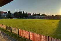 Městský stadion Rakovník.