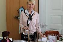 Velikonoční prodejní výstava v Kněževsi má již dvacetiletou tradici.
