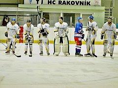 HC Rakovník - HC Slaný 3:1 (1:0, 1:1, 1:0), KLM, únor 2014