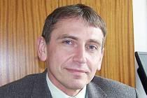 Richard Spiegel ředitel novostrašeckého gymnázia