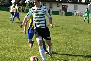 Mutějovice - Mšec 3:2, 1. B třída, 2016