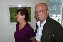 Výstava v Rabasově galerii Karla Valtra