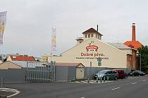 Tradiční pivovar v Rakovníku.