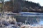 Procházka zimní krajinou