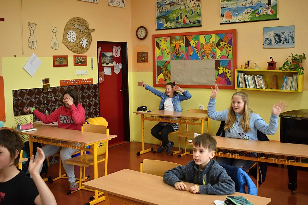 Škola Čistá.