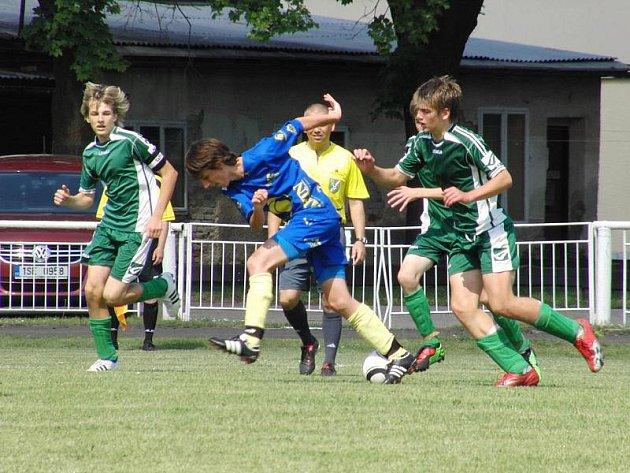 Beroun - Tatran Rakovník (žáci) 2:2