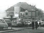 Před třiatřiceti lety v noci z 5. na 6. února došlo k explozi v tehdejším Dělnickém domě poblíž Pražské brány. Z budovy zbyly jen trosky.
