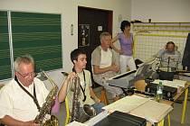 Orchestr Merkur.