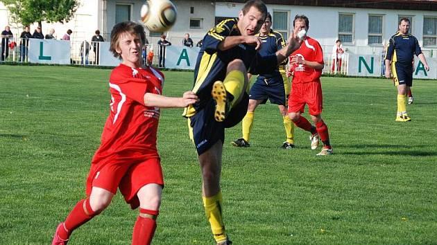 Derby: Mutějovice - Branov 2:1
