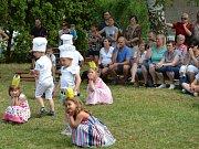 Rozloučení se školáky v Mateřské škole Ruda.