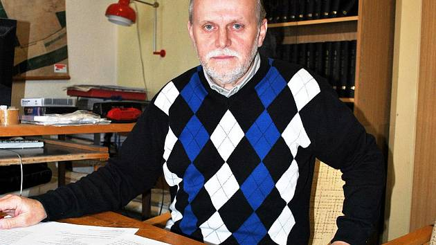 Pavel Souček, předseda a manažer mikroregionu Balkán