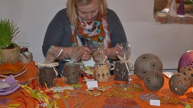 Prodejní velikonoční výstava v Lánech