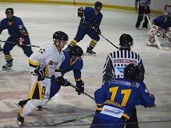 Třetí zápas čtvrtfinále play off Rakovničtí zvítězili 3:1