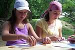 Dětský letní tábor Krty