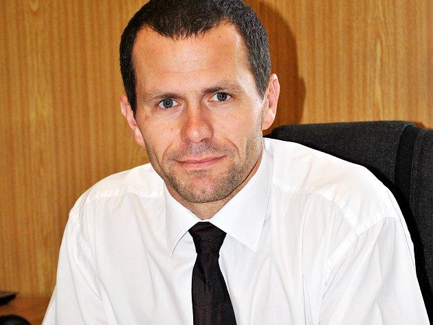 Jiří Šiler, vedoucí územního odboru rakovnické policie