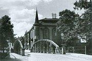 Pohled do Nádražní ulice ze severu.