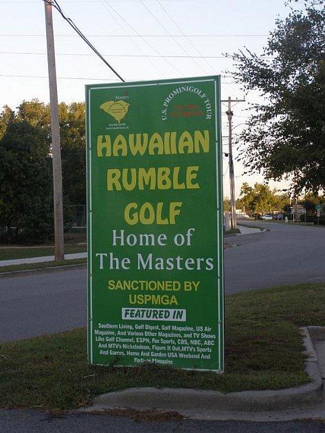 Hawaiian Rumble
