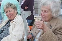 Malá slavnost v Domově seniorů v Novém Strašecí