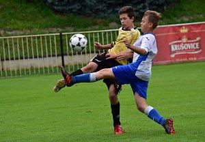 Žáci SK Rakovník prohráli s Kladnem