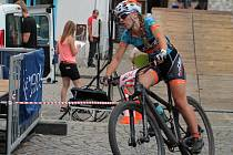 Závod v cross-country byl prvním závodem v rámci sobotního dne 11. ročníku Rakovnického cyklování.
