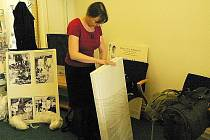 Výstava Masaryk v obrazech v Bruselu
