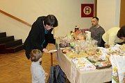 V sobotu se v Novostrašeckém kulturním centru konal velikonoční jarmark.
