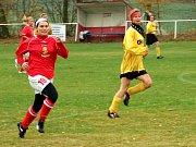 SK Pavlíkov - Kačice III. liga ženského fotbalu