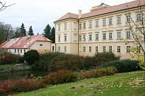 Prohlídka zámku Slabce