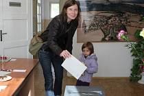 Krajské volby ve Skryjích