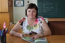 Eva Fastová, ředitelka ZŠ Olešná