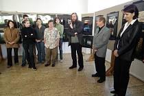 Výstava fotografií v Pavlíkově